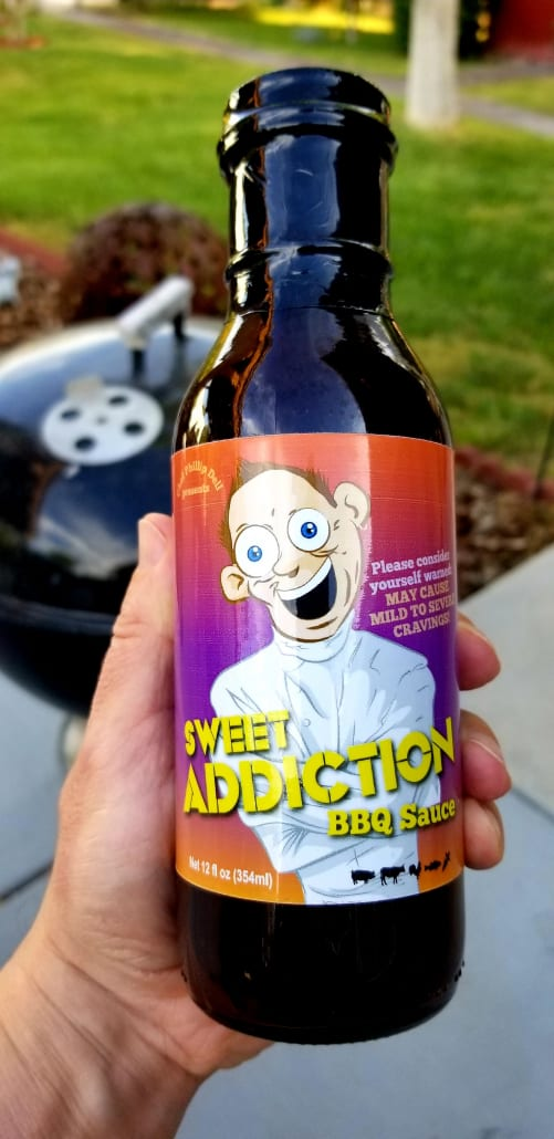 Chef Phillip Dell's Sweet Addiction BBQ Sauce