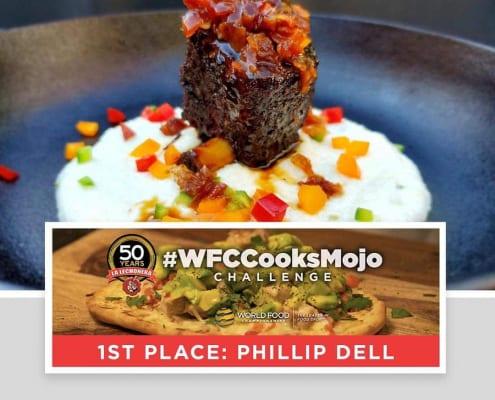 Chef Phillip Las Vegas World Food Champ